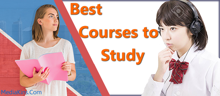 5 best Courses to study